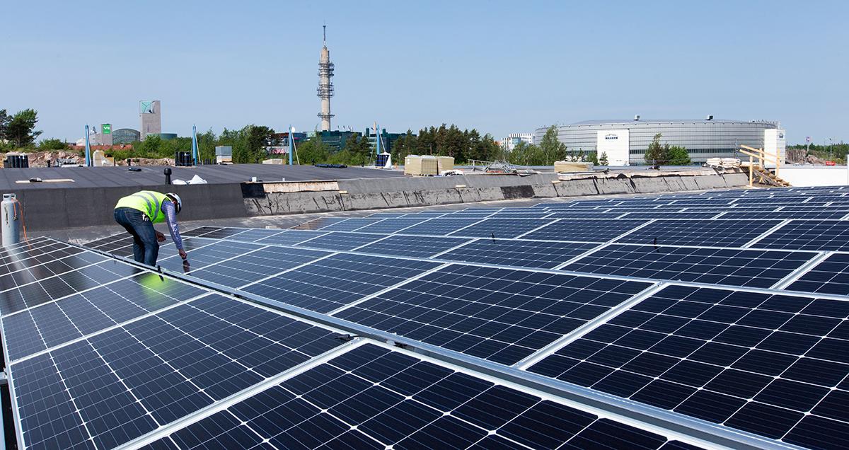 Solkraftverket