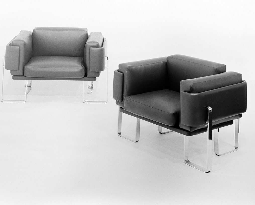 The 1965 design classic returnes to Lepo collection