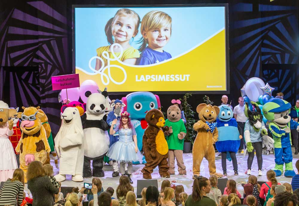 Messukeskus presents the popular Child Fair as a virtual event as well